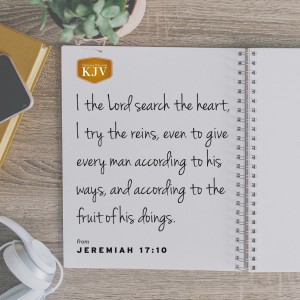 KJV Verse of the Day: ...