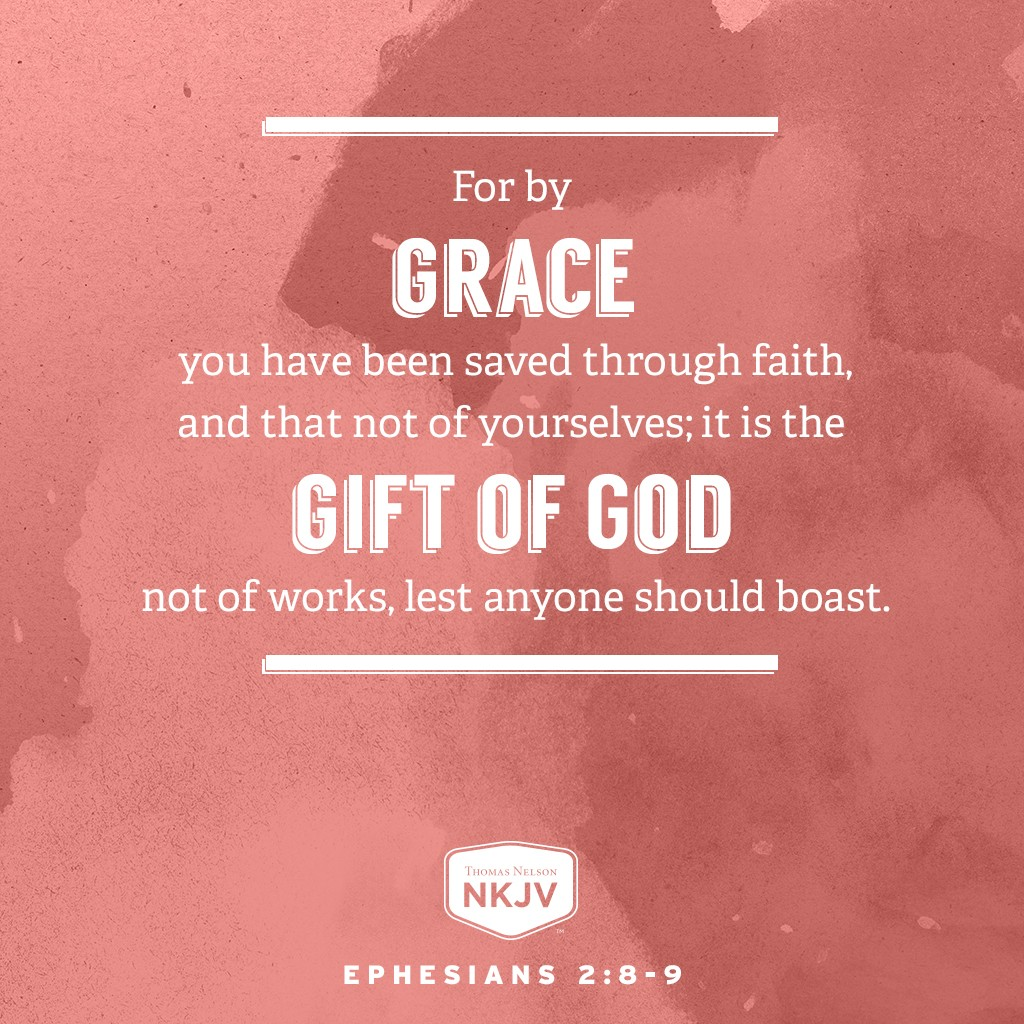 Chair For Reading Nkjv Verse Of The Day Ephesians 2 8 9
