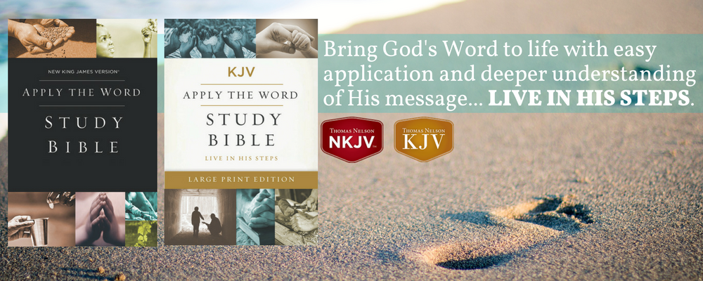 Apply the Word Study Bible - HCCP Media